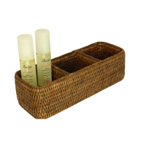 3 section basket 28x10x8 cm G988