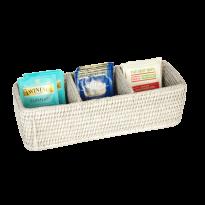 3 section basket 28x10x8 cm GB988