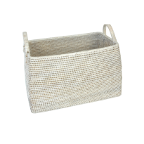 Basket with handles 50x30x30cm GB27ANT122