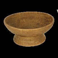 Fruit basket Dia 36x16 cm G126