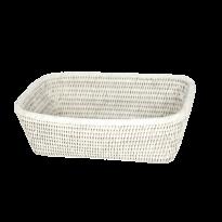 Rect. bread basket  27x18x8,5 cm GBKI4