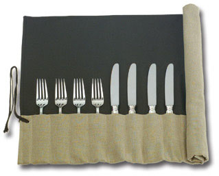 cutlery fabric roll