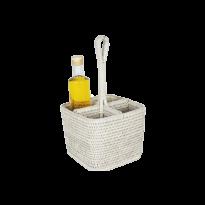 Condiment box with handle 20x20x35 cm GB805