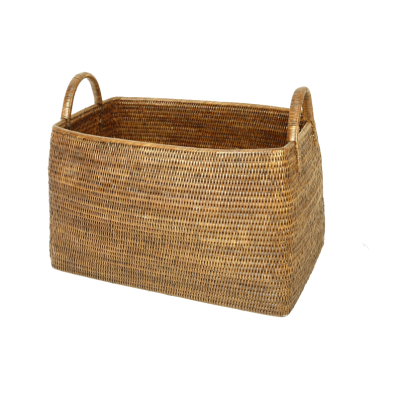 Storage basket hold with handles 50x30x30 cm G27ANT122A