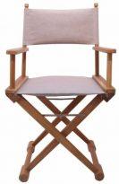 Teak chair TEAKCH-CADETGREY