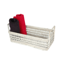 Towel-bread basket with handles 28x13x9 cm GB598