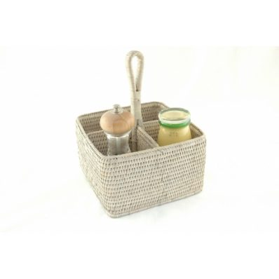 condiment holder 20x20x12 to 26 cm GBKI-24
