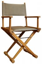 directors chair TEAKCH-TAUPE