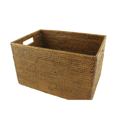 rectangular basket 41x27x25 cm G597