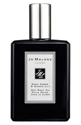Dark Amber & Ginger Lily Cologne Intense Dry Body Oil 100ml JM120