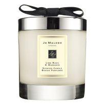Lime Basil & Mandarin Home Candle 200g JM127