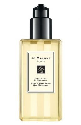Lime Basil & Mandarin hand & body wash  250ml JM051
