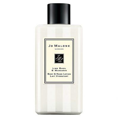 lime basil & mandarin body & hand lotion 250ml JM112