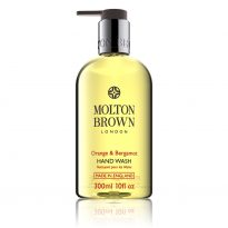 orange & bergamot hand wash 30ml MB096