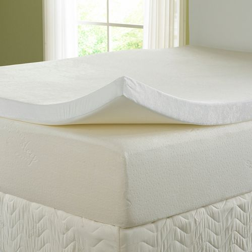 Mattress Topper Memory Foam Home Yacht Linen and Interiors