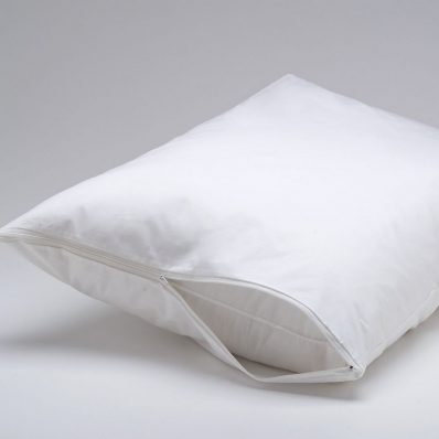 teflon coated pillow protector water resistant