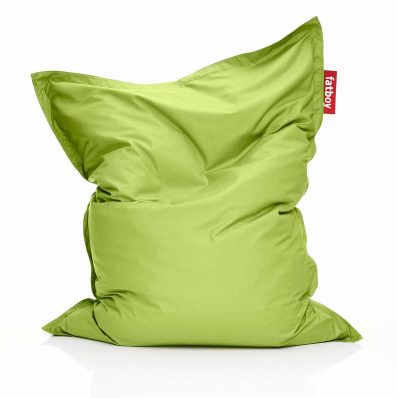 Fat Boy bean bag outdoor citrus