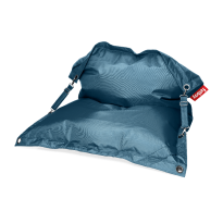 FatBoy buggle up bean bag light blue