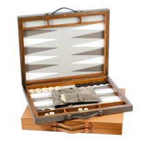 VG055 BOND BACKGAMMON CASE GIOBAGNARA