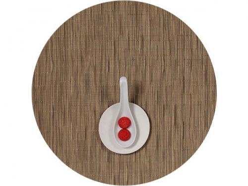 Chilewich - Placemat BAMBOO Round 38 cm Ref 100106