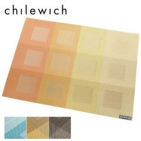 Chilewich - Placemat ENGINEERED SQUARES Ref 100115