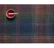 Chilewich - Placemat PLAID Rectangle Ref 100411