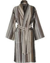 Christy Supreme Capsule Stripe Robe