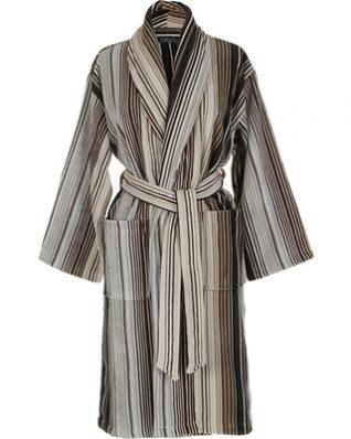 Christy Supreme Capsule Stripe Robe