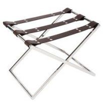 Folding luggage rack T1-LG