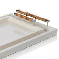 Lacquered tray VPL B-VG