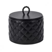 round leather box RBX1(3)-PT