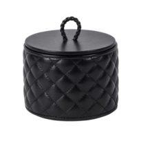 round leather box RBX1(3)-PT