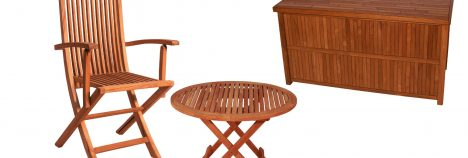 teak furniture by home & yacht
