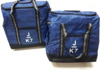 Cool bag 35.5*20.*38cm Blue or red